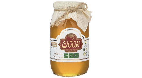 عسل ارگانیک گون اورازان